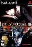 Fatal Frame III: The Tormented (PlayStation 2)